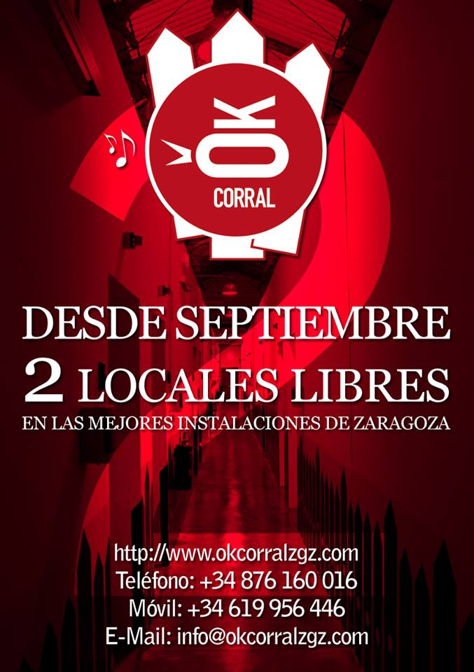 LOCALES DISPONIBLES